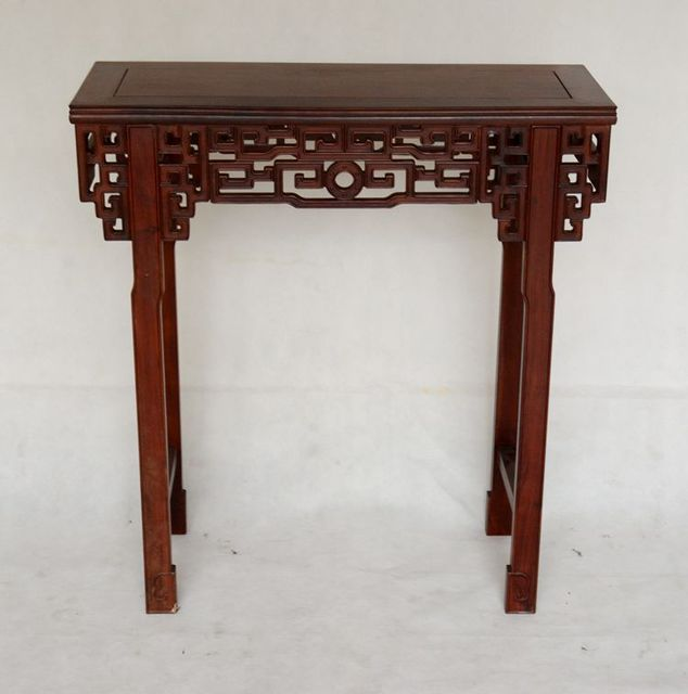 Rosewood furniture wood mahogany antique table simple nave Alice in the  first case the entrance of - Rosewood Furniture Wood Mahogany Antique Table Simple Nave Alice In