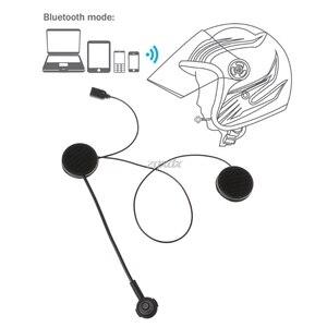 Motorcycle Helmet Bluetooth Wi