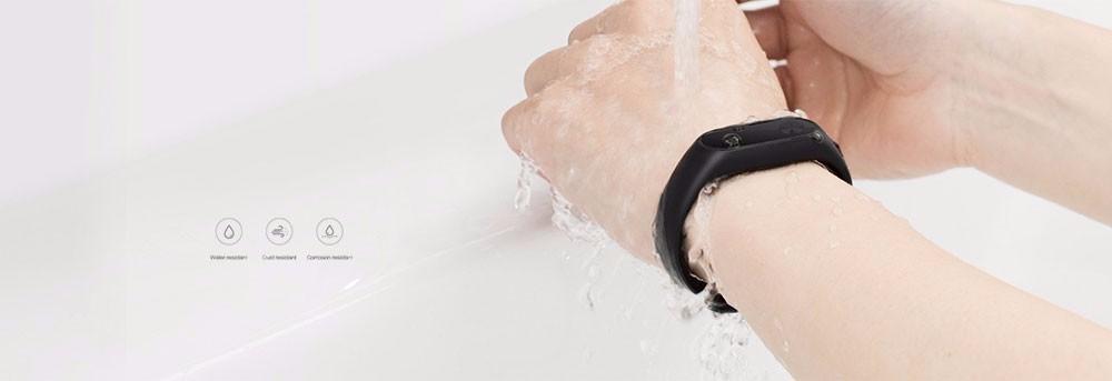 Original Xiaomi Mi Band 2 Smart Bracelet Wristband Fitness Tracker Android Bracelet Smartband with Heart rate Monitor 10