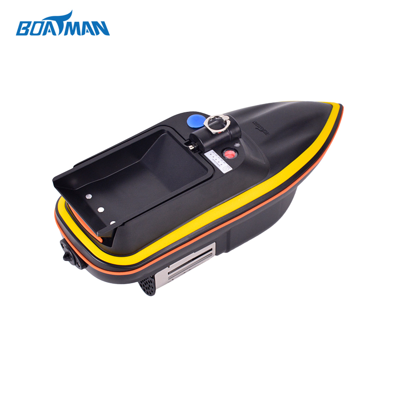 New hopper Boatman Mini2B RC Boat for fishing bait boat with Sonar fishing hooks free shipping boatman bait boat rc carp fishing bait boat with carring case for fishing tools