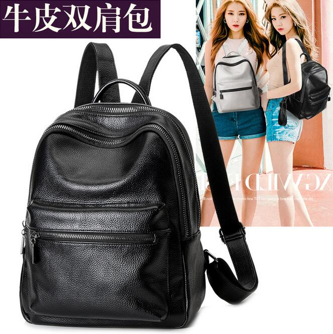 newhotstacy bag 102616 women hot new backpack student school doulbe shoulder bag