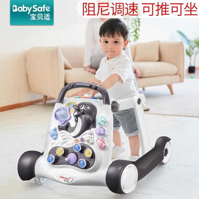 Del bambino del camminatore anti rotolo bambino camminatore giocattolo del bambino camminatoreDel bambino del camminatore anti rotolo bambino camminatore giocattolo del bambino camminatore