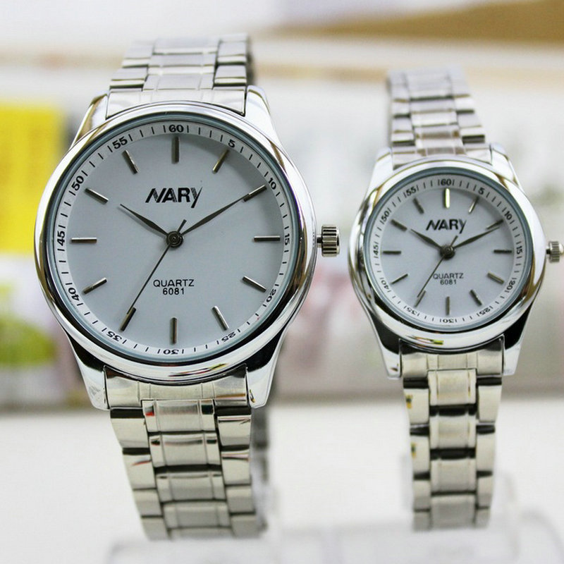 New business casual fashion watch band male and female students temperament retro couple table point systems migration policy and international students flow