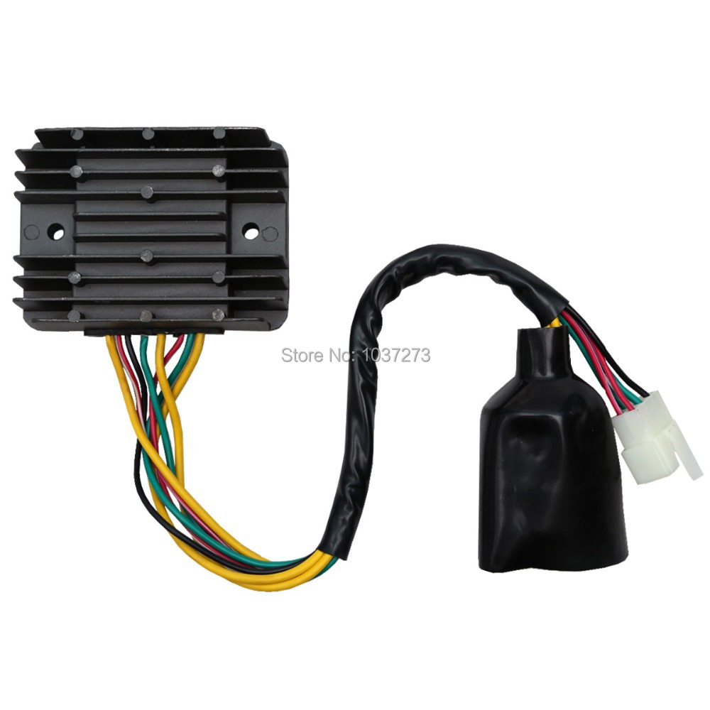 Voltage Regulator Rectifier for 02-05 HONDA VFR800 VFR 800 2002-2005 2003 2004 mayitr motorcycle voltage regulator rectifier for honda vfr 800 fiy fi1 2 3 4 5 2000 2005 rtv1000 cbr1100xx