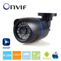 1080P IP Camera 2MP Full HD 1080p Security ONVIF 2 0 CMOS IR Night Vision H
