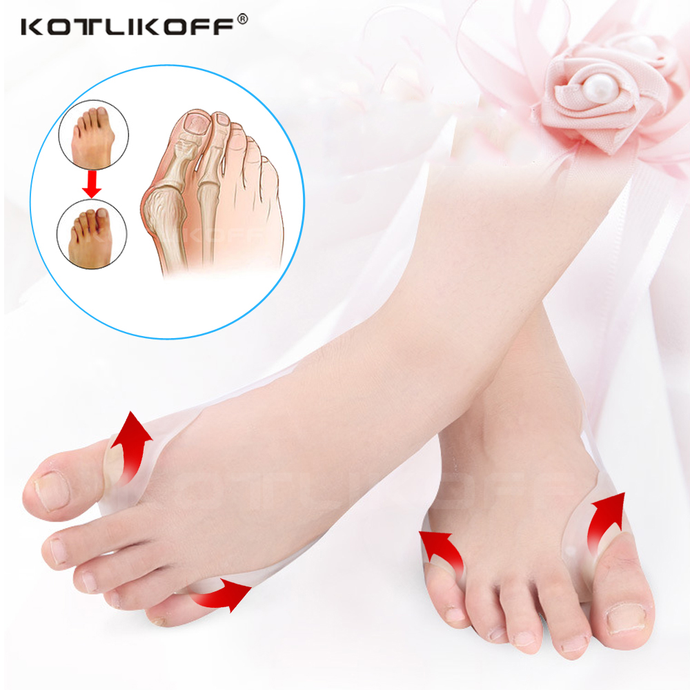 Orthopedic Shoes Sole For Women Correction Big Toe Valgus Elasticity Unisex  Relieve Toe Pain Deformation Forefoot Pad Inserts