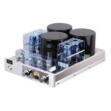 2016ใหม่มืออาชีพY AQIN MC-13S MC13S 40WPC EL34 6CA7 10Lสูญญากาศหลอดผลักดึงเครื่องขยายเสียงแบบบูรณาการ