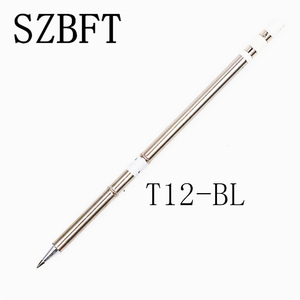 SZBFT T12-BL D4 D08 D12 D16 D24 D32 D52  Soldering Iron Tips for Hakko Soldering Rework Station FX-951 FX-952 free shipping