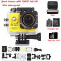 Sport Action Camera WiFi 1080P Full HD 2.0 LCD HD 30m Waterproof DV video Sport extreme go pro mini cam recorder camera