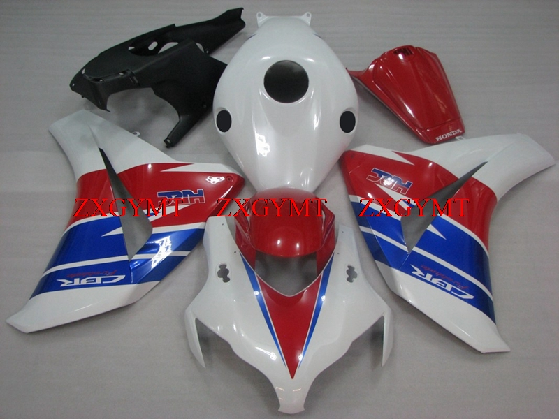 Plastic Fairings for CBR1000RR 2008 - 2011 Fairings CBR1000RR 2010 Blue White Red Fairing Kits Fireblade 2010Plastic Fairings for CBR1000RR 2008 - 2011 Fairings CBR1000RR 2010 Blue White Red Fairing Kits Fireblade 2010