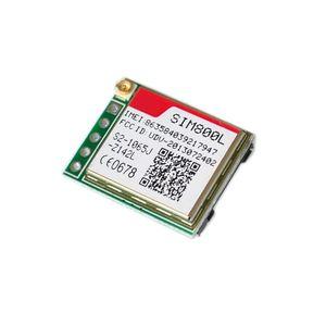 Image 3 - 10 개/몫 SIM800L 무선 GSM GPRS 모듈 쿼드 밴드 W/안테나 케이블 캡