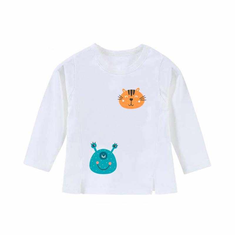 Colife Мультяшные нашивки с железными заплатками для детской футболки платья A-level стираемые наклейки Термоаппликации