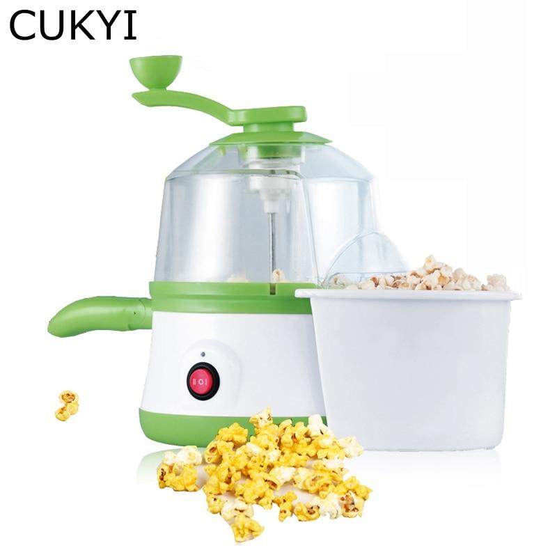 где купить CUKYI 220V 350W Household Electric Multifunctional Popcorn maker Egg fry pan Cooker egg Boiler Steamer Cooking Tools по лучшей цене
