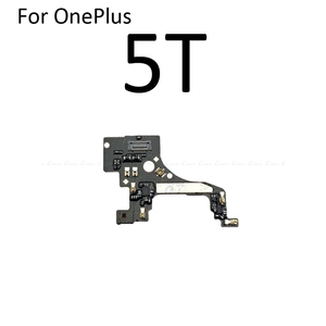 Image 4 - Microphone Module For OnePlus 1 2 3 3T 5 5T 6 6T 7 Vibrator Motor Mic Flex Cable Replacement Parts