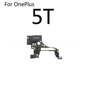Image 4 - Moduł mikrofonu do OnePlus 1 2 3 3T 5 5T 6 6T 7 wibrator Motor Mic Flex Cable części zamienne