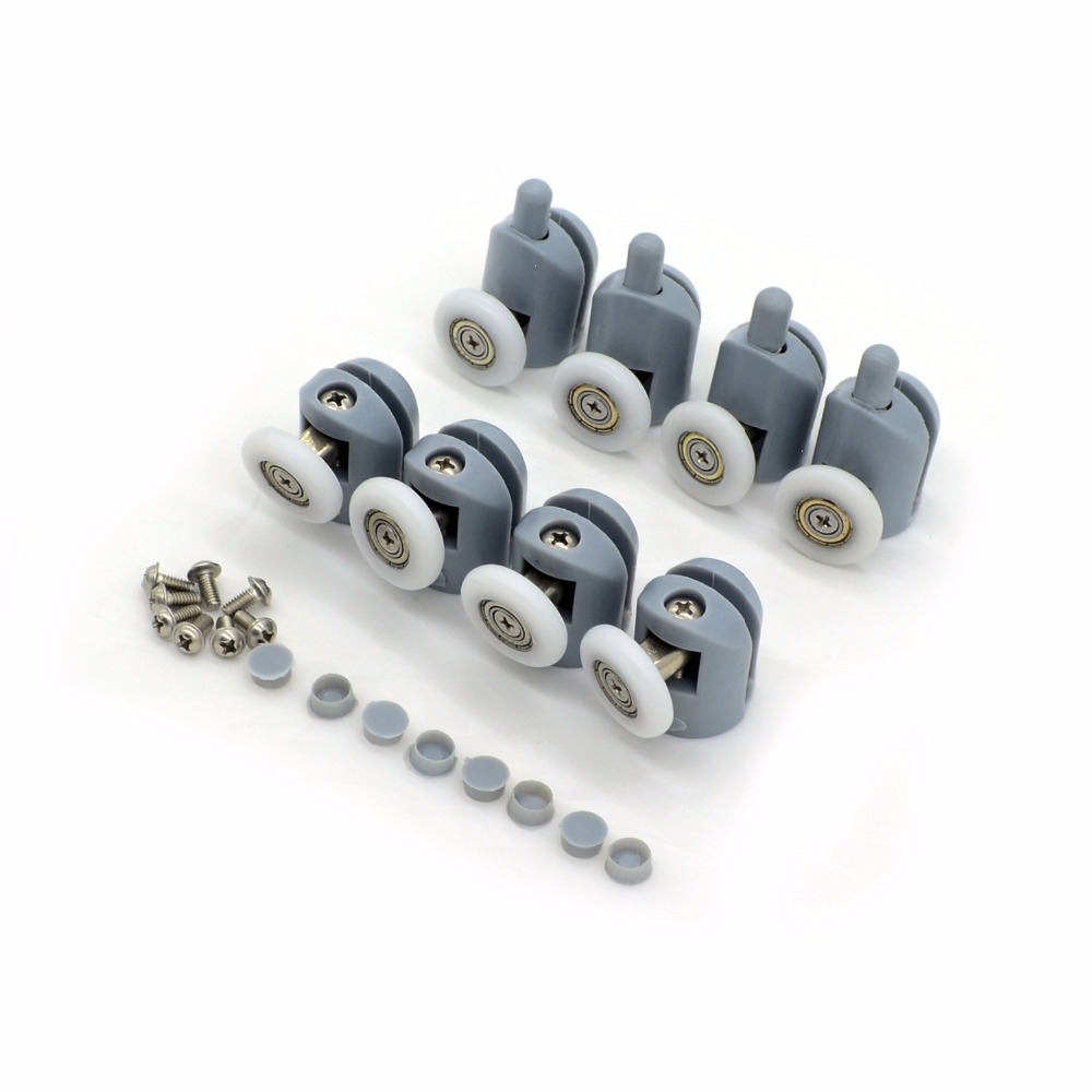 8* Shower Rooms Cabins Pulley &Shower Room Roller /Runners/Wheels/Pulleys Diameter 22MM 8 shower rooms cabins pulley