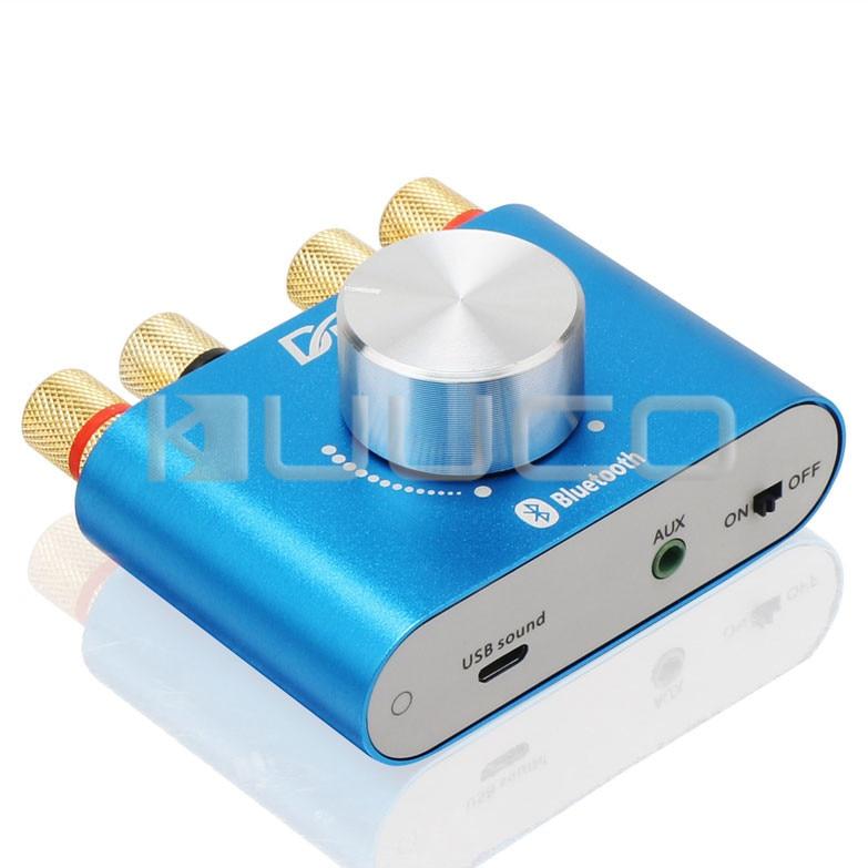 Bluetooth 4.0 Audio Amplifier 30W+30W Dual Channel Wireless Bluetooth Audio Receiver/Amplifier for smart phone/notebook product fpv 1 2ghz 100mw 4ch wireless audio