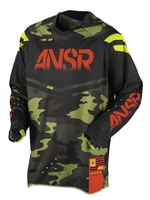 NEW Wholesale MOTO Motocross racing JERSEY Shirt Motorcycle Long sleeve Jersey MTB Downhill bike shirt MX DH  gear Custom 5