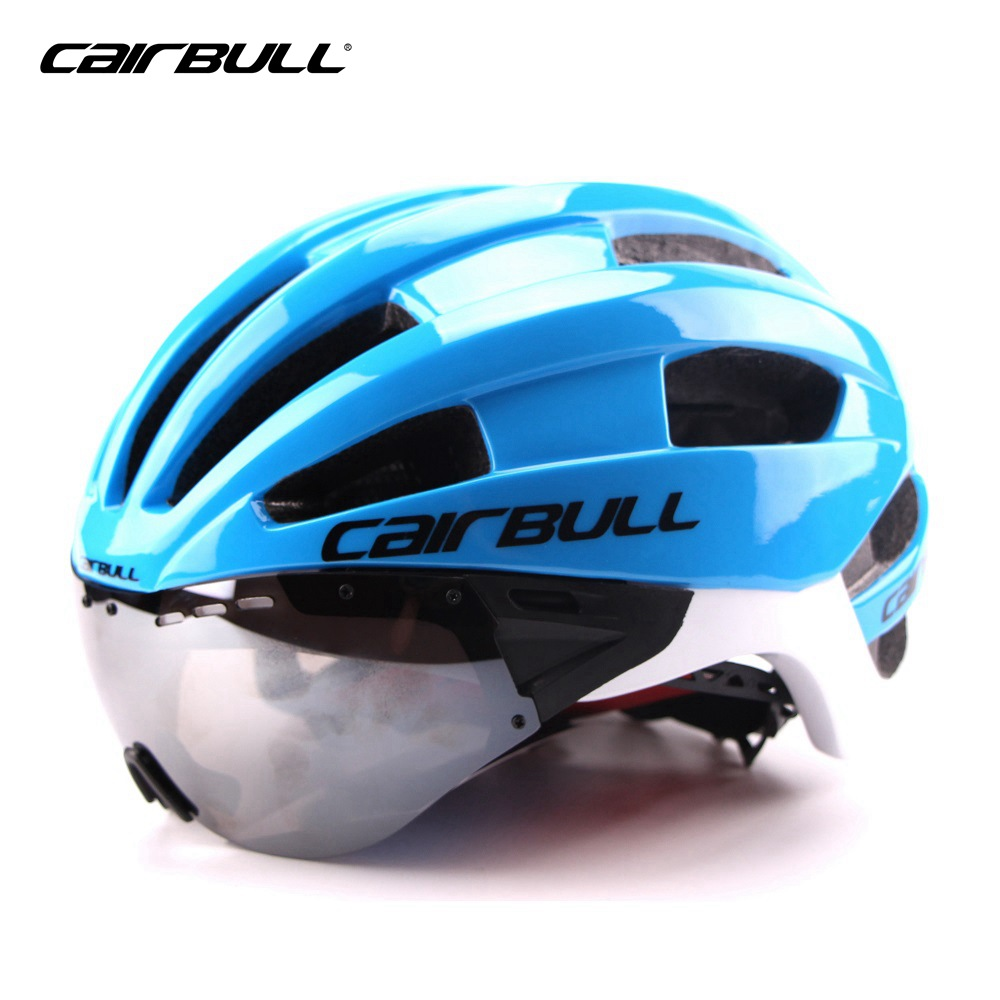 Bicycle Helmet EPS Insect Net Road MTB Bike Windproof Lenses Integrally-molded Helmet Cycling Casco Ciclismo цена