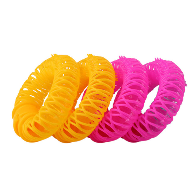 Doughnut Shaped Colorful Hair Curlers Set
