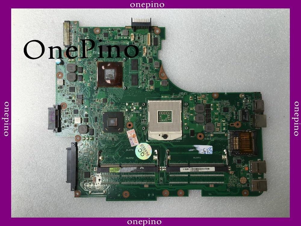 N53SV motherboard fit for N53SV REV 2.2 laptop motherboard 1GB DDR3 2 ram slot fully tested working цены