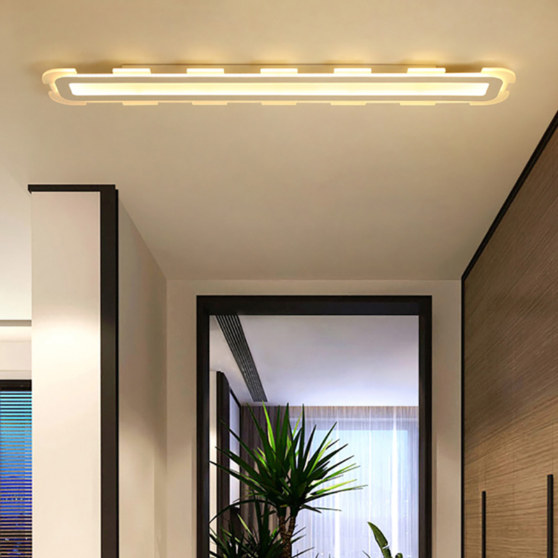 TRAZOS Acrylic Hallway led ceiling lights for living room Plafond home Lighting ceiling lamp homhome lighting fixtures Modern modern acrylic led ceiling lights for living room bedroom plafond ceiling home lighting lamp homhome lighting