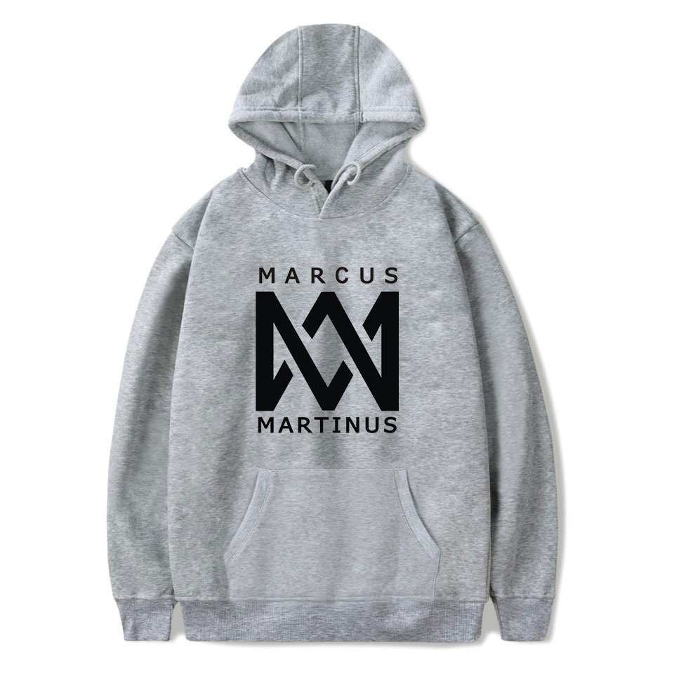 2019 singer Marcus amp martinus print Hoodies Sweatshirt the Biggest Pop Act New Style Hoodies Ouewear Pullovers Casual Sweatshirt in Hoodies amp Sweatshirts from Women 39 s Clothing