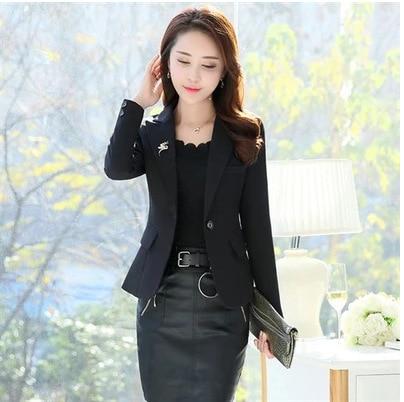 Pleine Entaillé Grande De Mode bourgogne Solide Manches Blazer Veste kaki vert Noir Mujer Femme Bureau Taille Costume Slim Décontracté Dame zwqv77