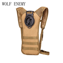 Military Bottle Pouch Tactical Kamp Malzemeleri Hydration Backpack Water Bag Camping Molle Bicycle Mochila De Hydration