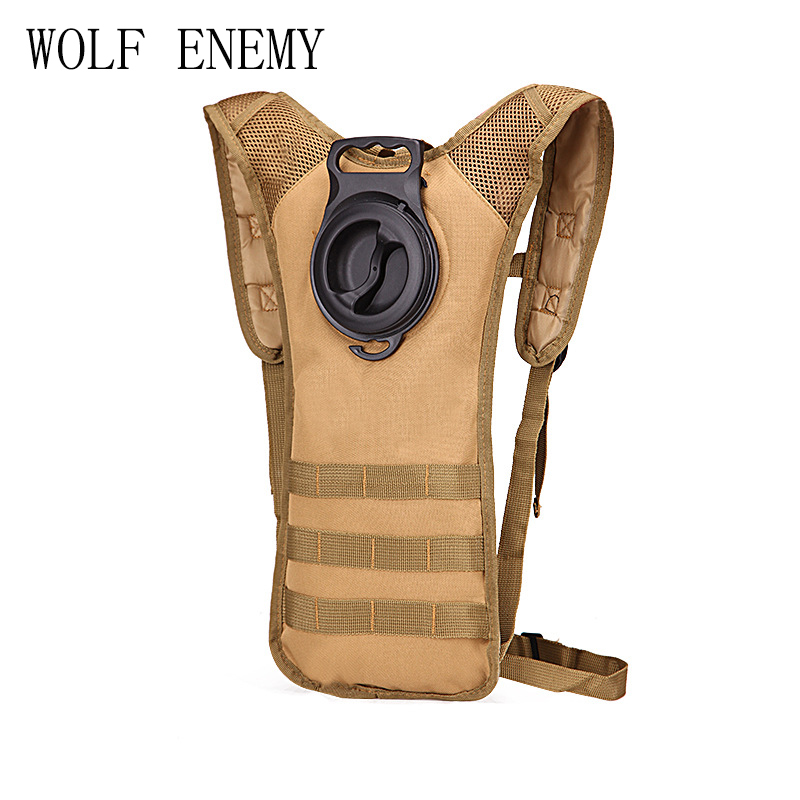 Military Bottle Pouch font b Tactical b font Kamp Malzemeleri Hydration font b Backpack b font