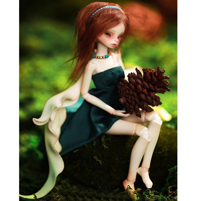 BJD doll -DZ-18cm Ivy SD grade AoaoMeow doll chateau larry snail bjd sd doll aoaomeow