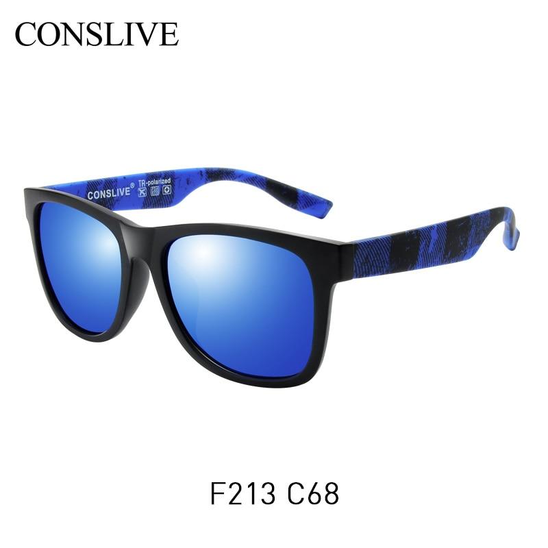 2019 Men Dark Mirror Sunglasses UV 400 High Quality Man Polarized Sun Glasses Driving Shades Rectangle Goggles Original Designer