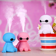 4 Colors Mini Humidifier Aromatherapy Car Atomizing Small Desktop USB Humidify Gift Home Office Universal