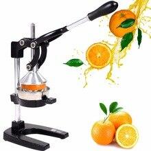 Goplus Hand Drücken Manuelle Saftpresse Saftpresse Zitrus Orange Zitronenpresse Obst Tools Handpers Tragbare Entsafter KC38559