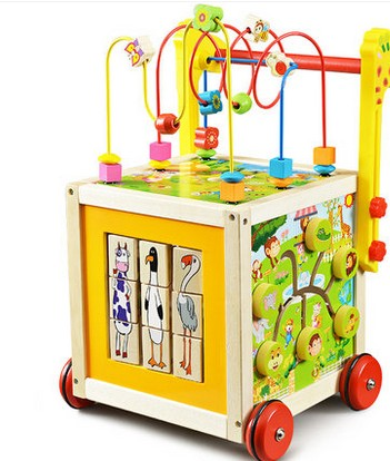 Baby baby walkers step carts to help car multifunctional chest children 7 to 18 months baby car rollover multifunctional music 6 7 18 months baby children learn driving