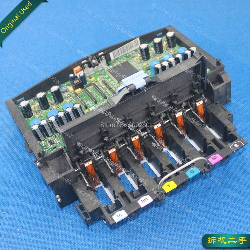 Q1251-69273 C6090-60236 Q1251-69070 HP DesignJet 5000 5500 5100 Carriage assembly plotter parts