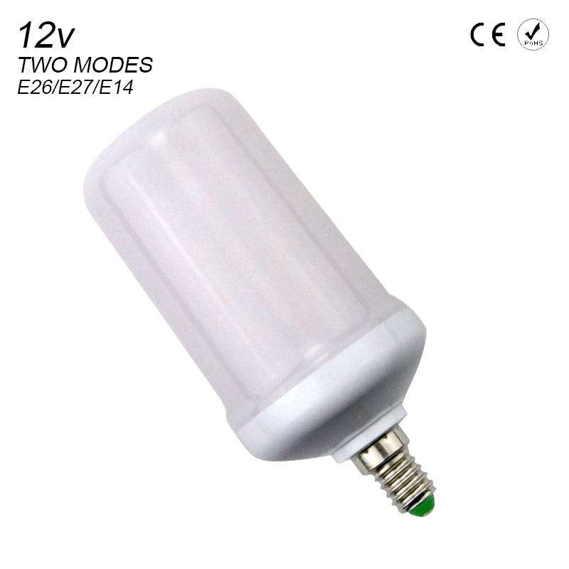 Lâmpadas Led e Tubos dc 12 v frete grátis Modes 1 : Flickering Mode