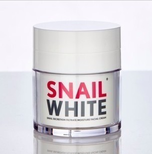 Snailwhite caracol creme de reparação branqueamento sardas anti-rugas creme hidratante