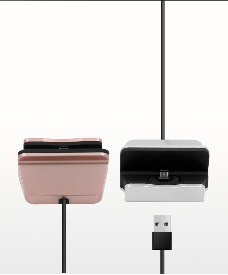 Base de carga LYBALL USB C Charger Dock Type-C Station para OnePlus - Accesorios y repuestos para celulares - foto 2