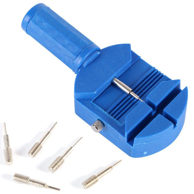 * Uhr Band Armband Teller Uhr Band Strap Link-reparatur Werkzeug Mit Extra 5 Pins Männer Frauen Uhr Zubehör *