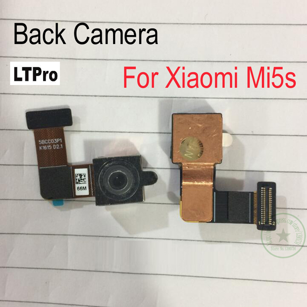 Ltpro top quality tested working main big back rear camera for Camera m5s