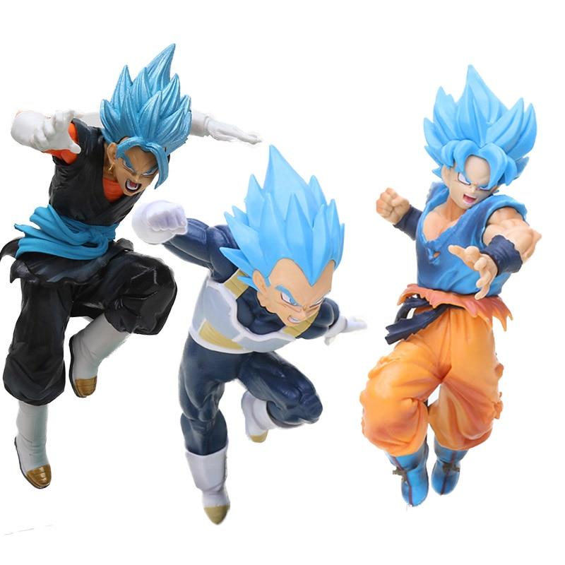 Super Saiyan God Vegeta Blue Hair