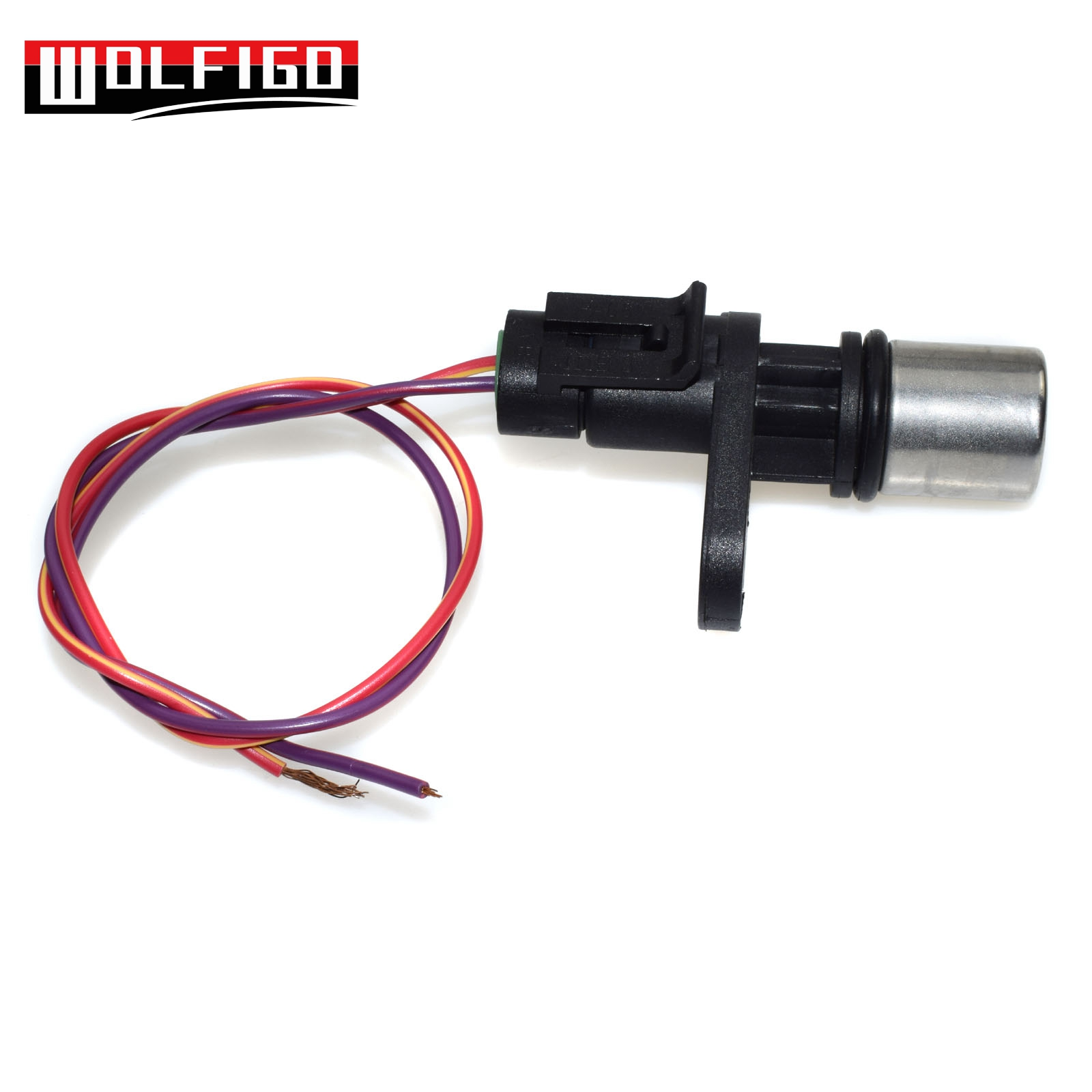 Engine Crankshaft Position Sensor W// Connector For Buick Chevrolet 213-970 New
