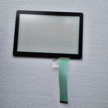 Gd80EH10J-G,Gd-80E01 Touch Glass Panel for HMI Panel repair~do it yourself,New & Have in stock