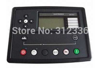 Free Shipping DSE7220 engine generator controller Module Auto Start Control suit for any diesel generator fast shipping 6 pins 5kw ats three phase 220v 380v gasoline generator controller automatic starting auto start stop function