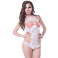 RH70026 Open bra sex teddy lingerie two colors hollow out lace sexy lingerie women erotic products hot sale babydoll nightwear