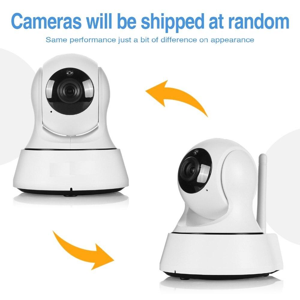 Мини HD Беспроводной IP Камера Wi-Fi 1080 P Smart ИК-Ночное видение P2P Видеоняни и радионяни наблюдения Onvif сеть видеонаблюдения камера