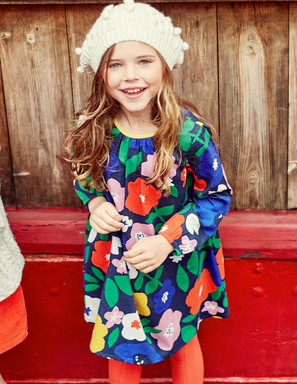 Bear Leader Girls Dress 2018 Brand Spring Girls Clothes European and American Style Flowers Printing Design Kids Dress For 2-7Y bear leader girls dress 2017 new spring