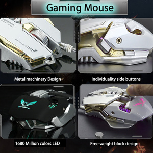 Image 2 - G9 Professional Macro Programming Wired Gaming Mause 3200DPI Adjustable 7 Buttons USB Optical Gamer Mouse Mice For PC Computer