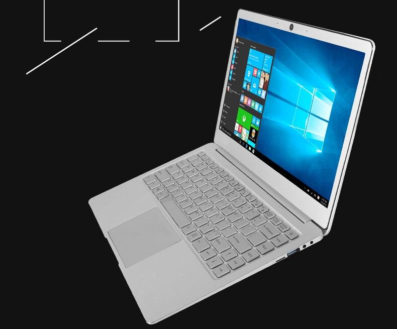 Jumper EZbook X4 laptop 14 1080P Metal Case notebook Gemini lake N4100 4GB 128GB SSD ultrabook backlit keyboard Dual Band Wifi (1)